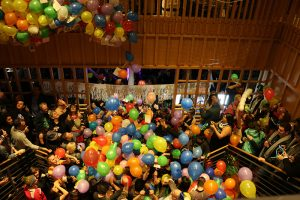 Come to Beaverton's New Year's Eve Party! Loud at the Library