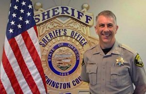 Message from the Sheriff: Overcoming Our Fear and Vulnerability