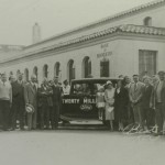 Beaverton History: Twenty Millionth Ford Visits Beaverton