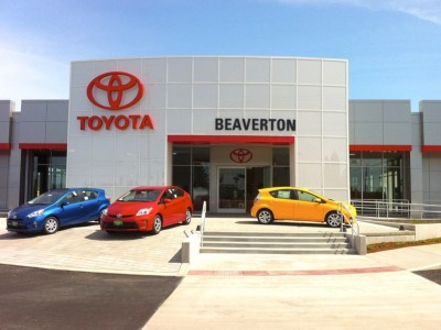 Business Spotlight: Beaverton Toyota, 1 of only 13 LEED Gold Dealerships in the US