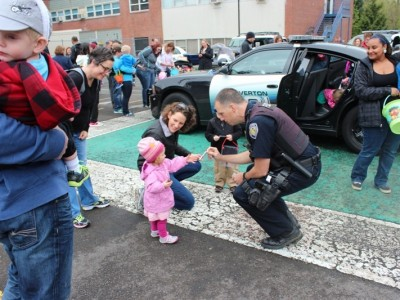 "Beaverton Police Department: ""The Man or Woman Behind the Badge"""