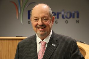 Message from the Mayor: By Mayor Denny Doyle